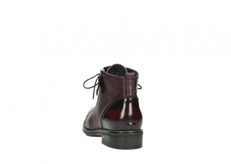 wolky boots 4440 millstream 351 bordeaux poliertes leder_6