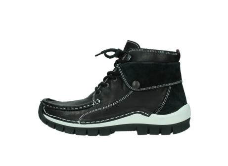 wolky boots 4700 jump 200 schwarz leder_1