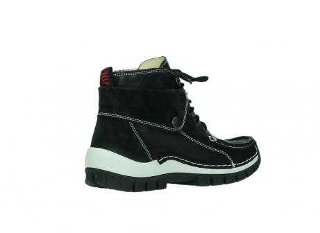wolky boots 4700 jump 200 schwarz leder_10