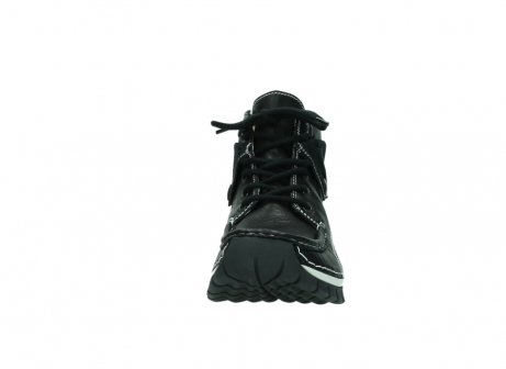 wolky boots 4700 jump 200 schwarz leder_19
