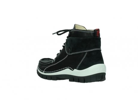 wolky boots 4700 jump 200 schwarz leder_4