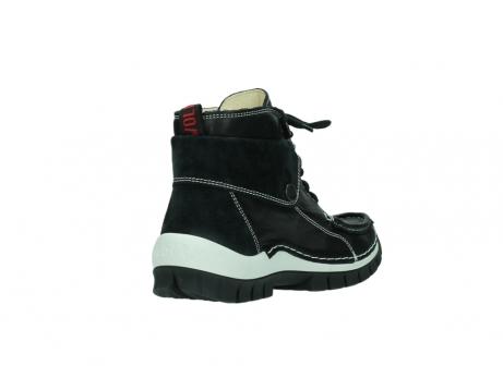wolky boots 4700 jump 200 schwarz leder_9