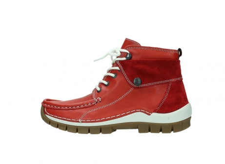 wolky boots 4700 jump 250 rot leder_1