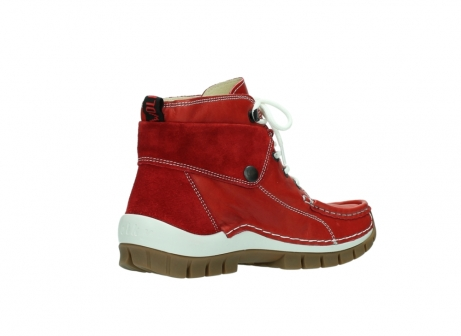 wolky boots 4700 jump 250 rot leder_10