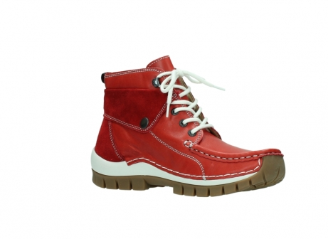 wolky boots 4700 jump 250 rot leder_15