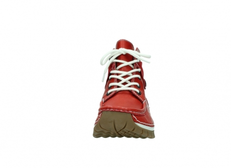 wolky boots 4700 jump 250 rot leder_19
