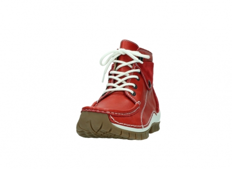 wolky boots 4700 jump 250 rot leder_20
