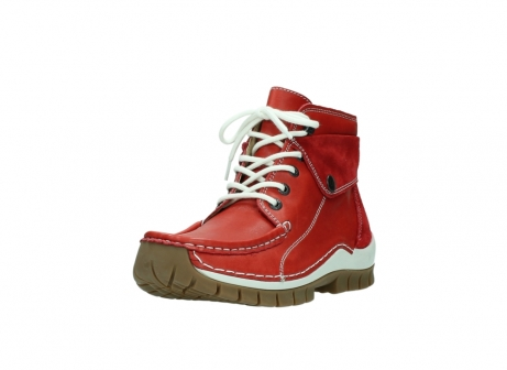 wolky boots 4700 jump 250 rot leder_21