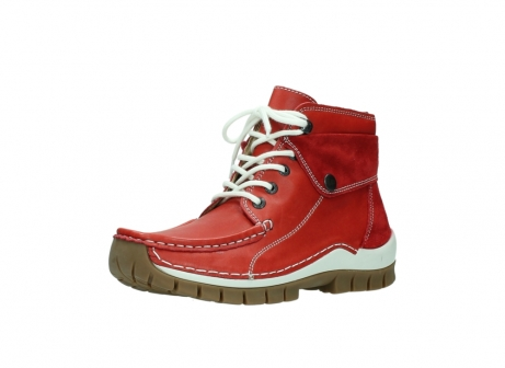wolky boots 4700 jump 250 rot leder_22