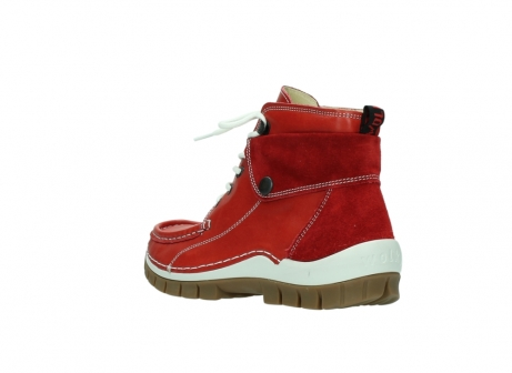 wolky boots 4700 jump 250 rot leder_4