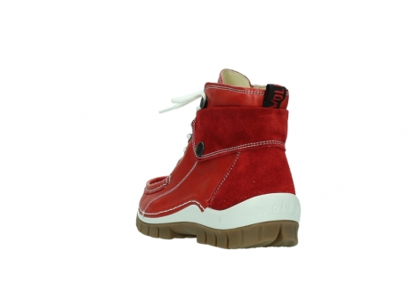 wolky boots 4700 jump 250 rot leder_5