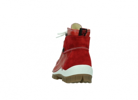 wolky boots 4700 jump 250 rot leder_6