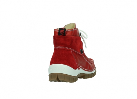 wolky boots 4700 jump 250 rot leder_8