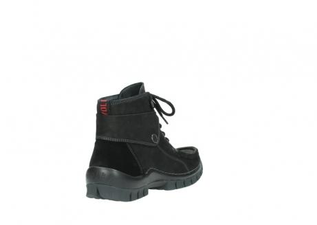 wolky veterboots 4725 jump winter 500 zwart geolied nubuck_9