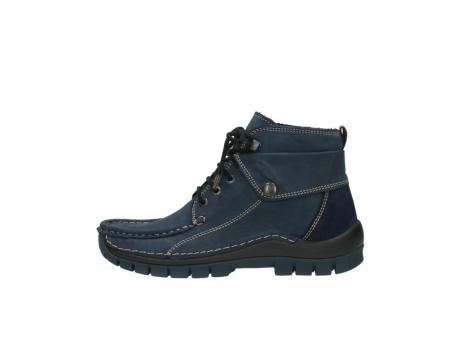 wolky veterboots 4725 jump winter 580 donkerblauw geolied leer_1