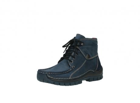 wolky veterboots 4725 jump winter 580 donkerblauw geolied leer_22
