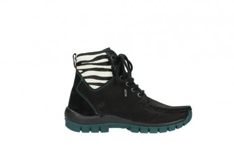 wolky boots 4727 dive winter 503 schwarz grun geoltes leder_13