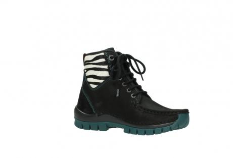 wolky boots 4727 dive winter 503 schwarz grun geoltes leder_15