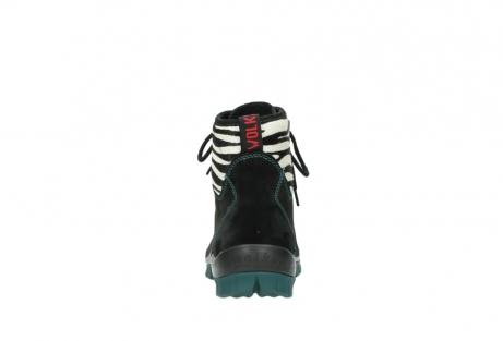 wolky boots 4727 dive winter 503 schwarz grun geoltes leder_7