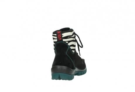 wolky boots 4727 dive winter 503 schwarz grun geoltes leder_8