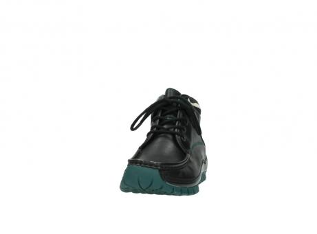 wolky veterboots 4728 cross winter 203 zwart groen leer_20