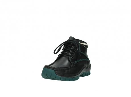 wolky veterboots 4728 cross winter 203 zwart groen leer_21