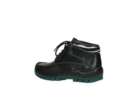 wolky veterboots 4728 cross winter 203 zwart groen leer_3