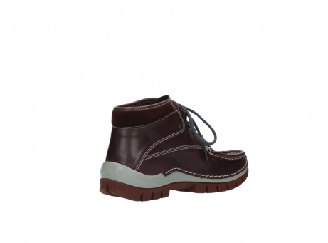 wolky boots 4728 cross winter 254 bordeaux grau leder_10