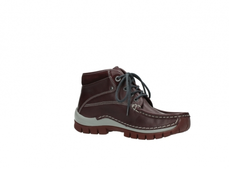 wolky boots 4728 cross winter 254 bordeaux grau leder_15