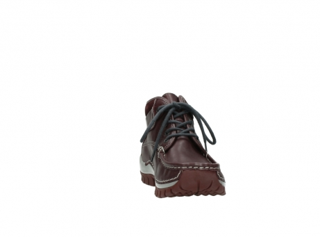 wolky boots 4728 cross winter 254 bordeaux grau leder_18