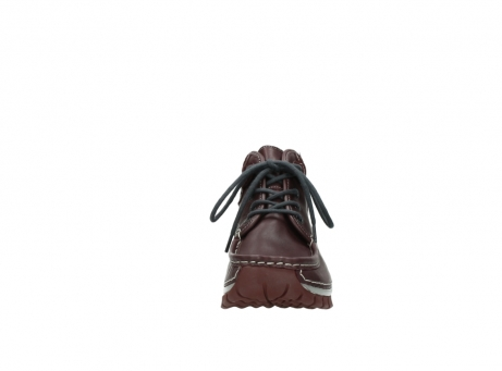 wolky boots 4728 cross winter 254 bordeaux grau leder_19