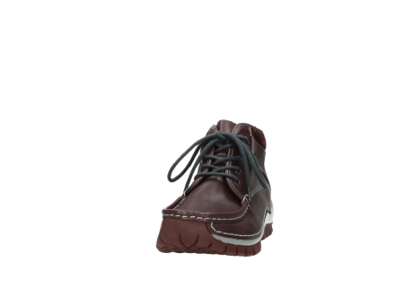 wolky boots 4728 cross winter 254 bordeaux grau leder_20