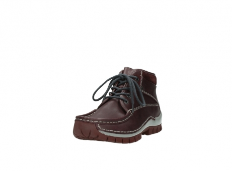 wolky boots 4728 cross winter 254 bordeaux grau leder_21