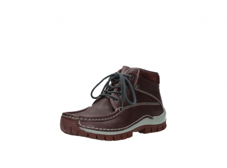 wolky boots 4728 cross winter 254 bordeaux grau leder_22