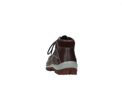 wolky boots 4728 cross winter 254 bordeaux grau leder_6
