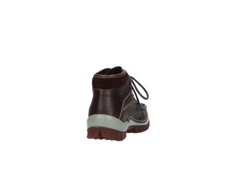 wolky boots 4728 cross winter 254 bordeaux grau leder_8