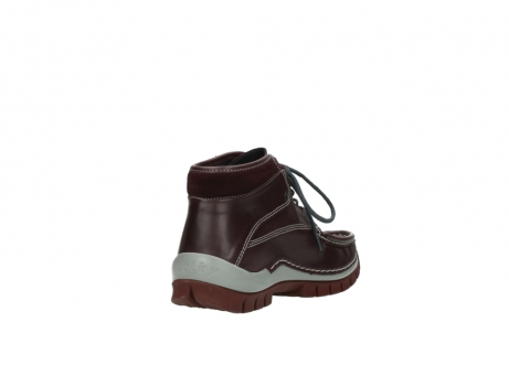 wolky boots 4728 cross winter 254 bordeaux grau leder_9