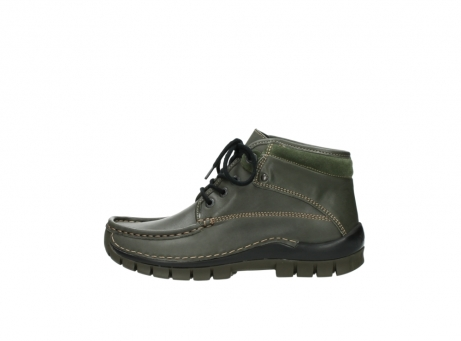 wolky veterboots 4728 cross winter 273 forest groen leer_1