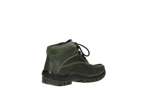 wolky veterboots 4728 cross winter 273 forest groen leer_10