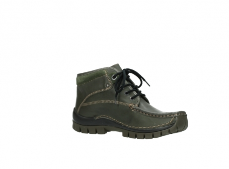 wolky veterboots 4728 cross winter 273 forest groen leer_15