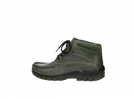 wolky veterboots 4728 cross winter 273 forest groen leer_2