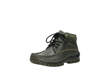 wolky veterboots 4728 cross winter 273 forest groen leer_22
