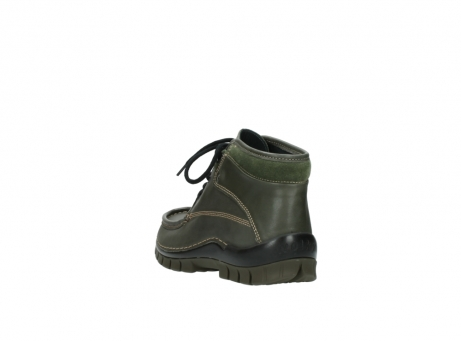 wolky veterboots 4728 cross winter 273 forest groen leer_5