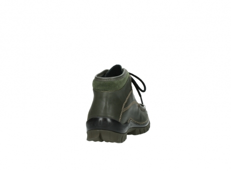 wolky veterboots 4728 cross winter 273 forest groen leer_8