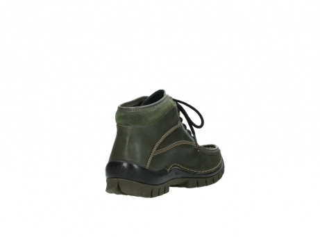 wolky veterboots 4728 cross winter 273 forest groen leer_9