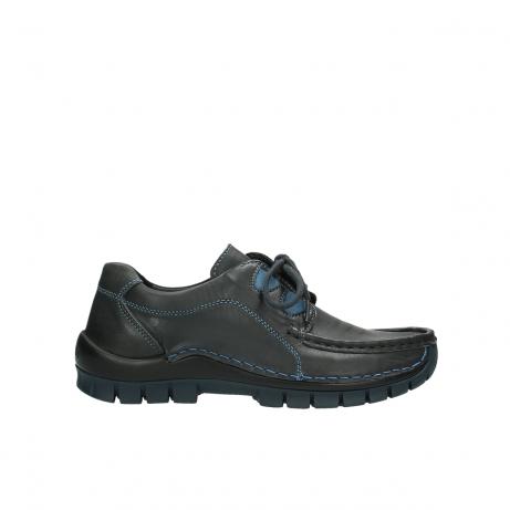 wolky boots 4732 kick winter 228 anthrazit blau leder