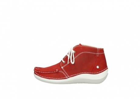 wolky veterboots 4803 olympia 157 rood zomer nubuck_1