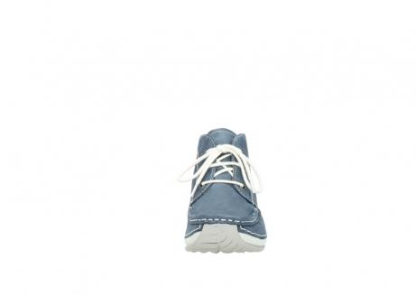 wolky veterboots 4803 olympia 182 denim blauw nubuck_19