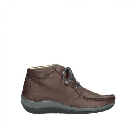 wolky boots 4826 sensation 162 bordeaux metallic leder meliert