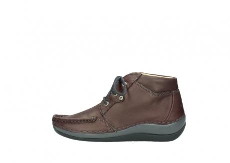 wolky boots 4826 sensation 162 bordeaux metallic leder meliert_1